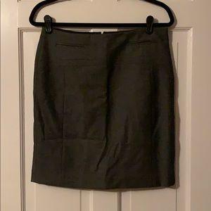 Express Grey Skirt, Size 6